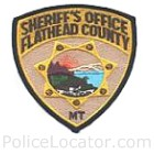 Flathead County Sheriff's Office Patch