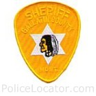 Gallatin County Sheriff's Office Patch