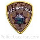 Glacier County Sheriff's Department Patch
