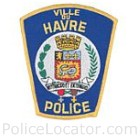 Havre Police Department Patch