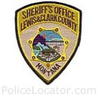 Lewis & Clark County Sheriff's Office Patch