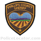 Phillips County Sheriff's Office Patch