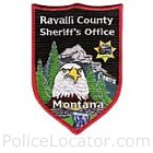 Ravalli County Sheriff's Office Patch