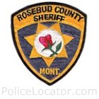 Rosebud County Sheriff's Office Patch