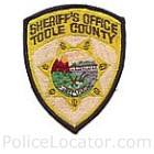 Toole County Sheriff's Department Patch