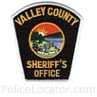 Valley County Sheriff's Office Patch