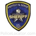 Atchison County Sheriff's Office Patch