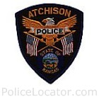 Atchison Police Department Patch