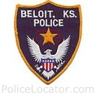 Beloit Police Department Patch