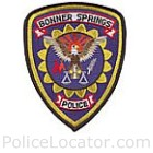 Bonner Springs Police Department Patch