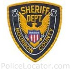 Bourbon County Sheriff's Office Patch