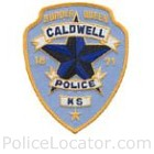 Caldwell Police Department Patch