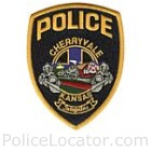 Cherryvale Police Department Patch