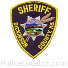 Dickinson County Sheriff's Department Patch