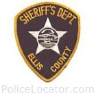 Ellis County Sheriff's Department Patch