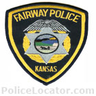 Fairway Police Department Patch