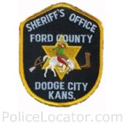 Ford County Sheriff's Office Patch