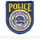 Garnett Police Department Patch