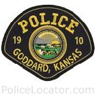 Goddard Police Department Patch
