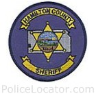Hamilton County Sheriff's Office Patch