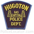 Hugoton Police Department Patch