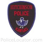 Hutchinson Police Department Patch