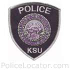 Kansas State University Police Department Patch