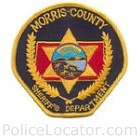 Morris County Sheriff's Office Patch