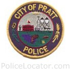 Pratt Police Department Patch