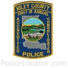 Riley County Police Department Patch