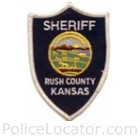 Rush County Sheriff's Office Patch
