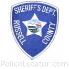 Russell County Sheriff's Office Patch