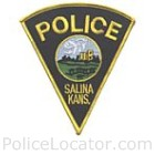 Salina Police Department Patch