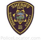 Shawnee County Sheriff's Office Patch