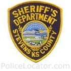 Stevens County Sheriff's Office Patch