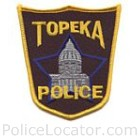 Topeka Police Department Patch