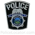 WaKeeney Police Department Patch