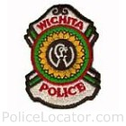 Wichita Police Department Patch