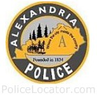 Alexandria Police Department Patch