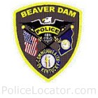 Beaver Dam Police Department Patch