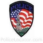 Berea Police Department Patch