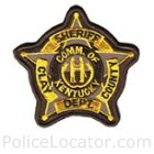 Clay County Sheriff's Department Patch