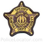 Clinton County Sheriff's Department Patch