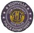 Eddyville Police Department Patch