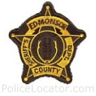 Edmonson County Sheriff's Department Patch