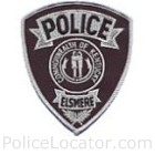 Elsmere Police Department Patch