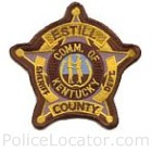 Estill County Sheriff's Department Patch
