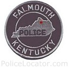 Falmouth Police Department Patch