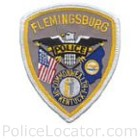 Flemingsburg Police Department Patch