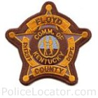 Floyd County Sheriff's Department Patch